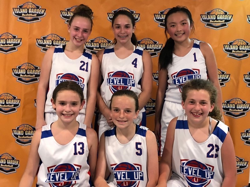 Spring 2018: 6th Grade Girls – White TeamIsland Garden Spring League Champions