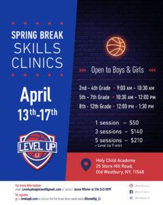 2020 Spring Break Skills Clinics