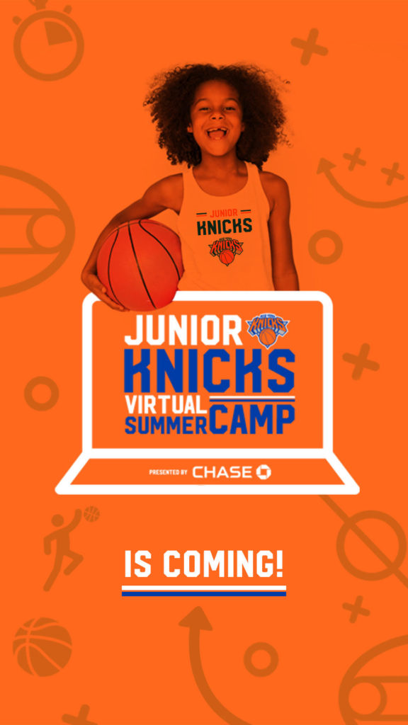 Junior Knicks IG AD