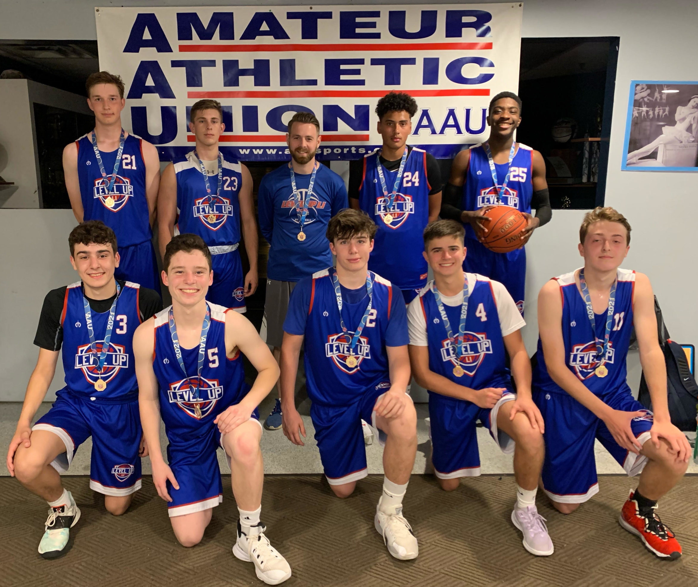 10th Blue Regional Championship