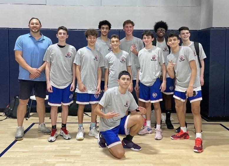 9th Grade - Blue Team Champs
