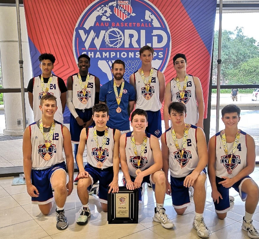 2021 D2 Nationals 5th Place